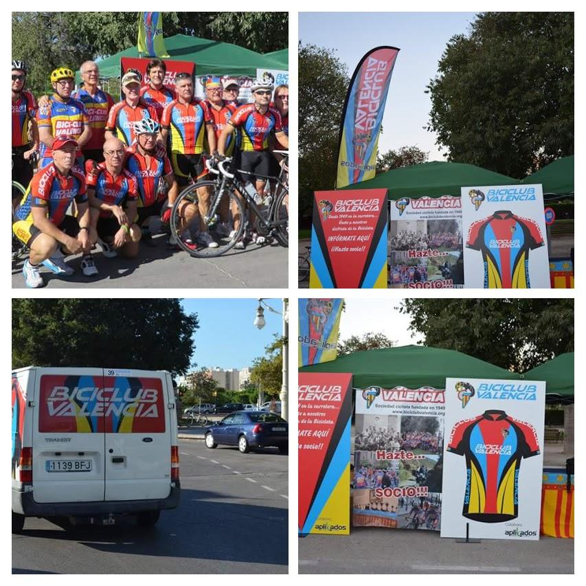 20/09/15 XIX Día de la Bicicleta de Valencia